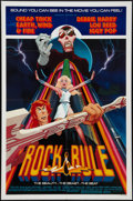 """Movie Posters:Animation, Rock and Rule (MGM/UA, 1983). One Sheet (27"""" X 41""""). Animation....."""