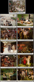 """Movie Posters:Academy Award Winners, Oliver! (Columbia, 1968). Color Photos (11) (8"""" X 10""""). Academy Award Winners.. ... (Total: 11 Items)"""