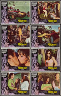 """Movie Posters:Exploitation, Psych-Out (American International, 1968). Lobby Card Set of 8 (11""""X 14""""). Exploitation.. ... (Total: 8 Items)"""