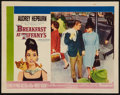 "Movie Posters:Romance, Breakfast at Tiffany's (Paramount, 1961). Lobby Card (11"" X 14"").Romance.. ..."