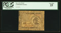 Colonial Notes:Continental Congress Issues, Continental Currency November 29, 1775 $3 PCGS Very Fine 25.. ...