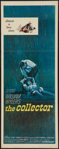 """Movie Posters:Thriller, The Collector (Columbia, 1965). Insert (14"""" X 36""""). Thriller.. ..."""