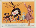 """Movie Posters:Comedy, Made in Paris (MGM, 1966). Half Sheet (22"""" X 28""""). Comedy.. ..."""