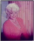 "Movie Posters:Sexploitation, Jayne Mansfield. Reprint Photo (4"" X 6"") and Color Transparency (8""X 10""). Sexploitation.. ... (Total: 2 Items)"