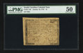 Colonial Notes:South Carolina, South Carolina October 19, 1776 $1 PMG About Uncirculated 50.. ...