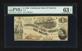 Confederate Notes:1862 Issues, T44 $1 1862 PF-1, Cr. 339.. ...