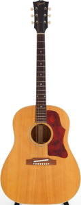 Musical Instruments:Acoustic Guitars, Circa 1966 Gibson J-50 Natural Acoustic Guitar, Serial # 434622....
