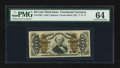 Fractional Currency:Third Issue, Fr. 1340 50¢ Third Issue Spinner Type II PMG Choice Uncirculated 64.. ...