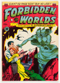 Golden Age (1938-1955):Science Fiction, Forbidden Worlds #1 (ACG, 1951) Condition: FN-....
