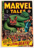 Golden Age (1938-1955):Horror, Marvel Tales #95 (Atlas, 1950) Condition: GD....