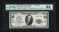 National Bank Notes:West Virginia, Wheeling, WV - $10 1929 Ty. 1 The National Exchange Bank Ch. #5164. ...