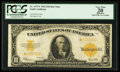 Large Size:Gold Certificates, Fr. 1173* $10 1922 Gold Certificate Star PCGS Apparent Very Fine 20.. ...