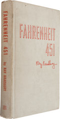 Books:Science Fiction & Fantasy, Ray Bradbury. Fahrenheit 451. New York: Ballantine Books,1953. First edition, number 130 of 200 copies signed by ...