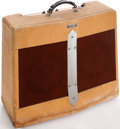 Musical Instruments:Amplifiers, PA, & Effects, Circa 1949 Fender Dual Professional/Super Tweed Guitar Amplifier,Serial # 490....