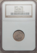 Bust Dimes: , 1832 10C AU58 NGC. NGC Census: (37/155). PCGS Population (33/119).Mintage: 522,500. Numismedia Wsl. Price for problem free...