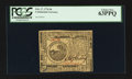 Colonial Notes:Continental Congress Issues, Continental Currency February 17, 1776 $6 PCGS Choice New 63PPQ.....