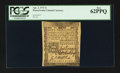Colonial Notes:Pennsylvania, Pennsylvania April 3, 1772 1s PCGS New 62PPQ.. ...