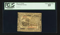 Colonial Notes:Continental Congress Issues, Continental Currency February 17, 1776 $6 PCGS Choice About New55.. ...