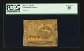Colonial Notes:Continental Congress Issues, Continental Currency February 17, 1776 $4 PCGS About New 50.. ...
