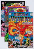Silver Age (1956-1969):Horror, House of Mystery #131, 167, and 171 Group (DC, 1963-67) Condition:Average VF/NM.... (Total: 3 Comic Books)