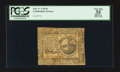 Colonial Notes:Continental Congress Issues, Continental Currency February 17, 1776 $2 PCGS Apparent Very Fine35.. ...