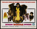 "Movie Posters:Blaxploitation, Scream Blacula Scream (MGM, 1973). Half Sheet (22"" X 28""). Blaxploitation. ..."