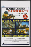 "Movie Posters:Academy Award Winner, The Deer Hunter (Universal, 1978). Belgian (14"" X 21.25""). AcademyAward Winner. ..."