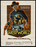 "Movie Posters:Science Fiction, Westworld (MGM, 1973). Poster (30"" X 40""). Science Fiction. ..."