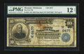 National Bank Notes:Oklahoma, Okemah, OK - $10 1902 Plain Back Fr. 626 The First NB Ch. # (W)6477. ...