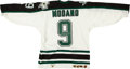 Hockey Collectibles:Uniforms, Mike Modano Signed Dallas Stars Jersey. ...