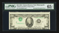 Error Notes:Inverted Third Printings, Fr. 2075-I $20 1985 Federal Reserve Note. PMG Gem Uncirculated 65EPQ.. ...