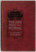 Books:Fiction, Arthur Conan Doyle. The Man from Archangel. Tennyson Nelly,1899. First separate edition. Spine sunned. Light bio-pr...