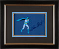 Animation Art:Limited Edition Cel, Batman Animation Cel Original Art Signed by Adam West (FilmationStudios, 1977)....