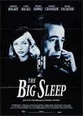 "Movie Posters:Film Noir, The Big Sleep (United Artists, R-1980s). German A1 (23"" X 33""). Film Noir.. ..."