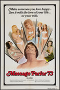 """Movie Posters:Adult, Massage Parlor '73 & Other Lot (Brian Distributing Corporation, 1973). One Sheets (2) (27"""" X 41""""). Adult.. ... (Total: 2 Items)"""