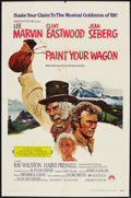 """Movie Posters:Musical, Paint Your Wagon (Paramount, 1969). One Sheet (27"""" X 41""""). Musical.. ..."""