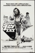 "Movie Posters:Blaxploitation, Super Fly T.N.T. (Paramount, 1973). One Sheet (27"" X 41"").Blaxploitation.. ..."