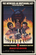 """Movie Posters:Horror, Race with the Devil (20th Century Fox, 1975). One Sheet (27"""" X 41""""). Horror.. ..."""