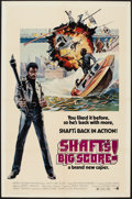 "Movie Posters:Blaxploitation, Shaft's Big Score! & Other Lot (MGM, 1972). One Sheets (2) (27"" X 41""). Blaxploitation.. ... (Total: 2 Items)"