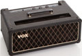 Musical Instruments:Amplifiers, PA, & Effects, 1968 Vox AC-100 Black Guitar Amplifier, Serial # 00338.. ...