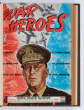 Golden Age (1938-1955):War, War Heroes #1-10 Bound Volumes (Dell, 1942-44).... (Total: 2 Items)