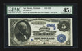 National Bank Notes:Vermont, Fair Haven, VT - $5 1882 Value Back Fr. 574 The Allen NB Ch. # (N)2422. ...
