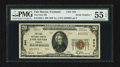 National Bank Notes:Vermont, Fair Haven, VT - $20 1929 Ty. 2 The First NB Ch. # 344. ...