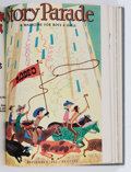 Magazines:Miscellaneous, Story Parade Bound Volume (Story Parade, Inc., 1952)....