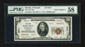 National Bank Notes:Colorado, Paonia, CO - $20 1929 Ty. 2 The First NB Ch. # 6671. ...