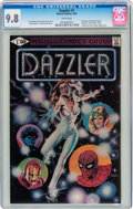 Modern Age (1980-Present):Superhero, Dazzler #1 (Marvel, 1981) CGC NM/MT 9.8 White pages....