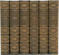 Books:Fine Bindings & Library Sets, Edmund Lodge. Portraits of Illustrious Personages of Great Britain. Engraved from Authentic Pictures in the Gallerie... (Total: 6 Items)
