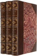 Books:Literature Pre-1900, John Forster. The Life and Adventures of Oliver Goldsmith.London: Bradbury & Evans, 1848. First edition. Ribbon...