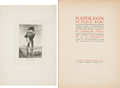 Books:World History, [A. M. Broadley]. Norwood Young. Napoleon in Exile: Elba.London: [1914]. First edition. One of three large paper c...