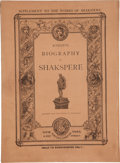 Books:Literature 1900-up, [Charles Knight, editor]. William Shakespeare. Works ofShakspere.... Edited by Charles Knight, With Illustratio...(Total: 3 Items)
